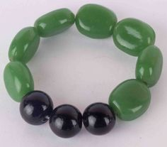 OLIVE GREEN WITH BLACK BEADED BRACELET Rs. 219.00 @ArtistryC.in: Online Multi- Brands Retail Shop: Best Buy: Best Value Deals in Jewellery, Electronic Gadgets, Clothing, Accessories, Bath & Body Products, Footwears, Home & Office Living, Corporate Gifting, Loyalty Programs, and Personalize Products Offering