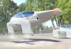 xplorair Flying Car, Aircraft, Concept, Cyberpunk 2077, Choppers, Airplane, Planes, Science Fiction, Wings
