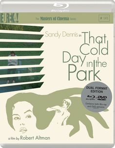 That Cold Day in the Park - Blu-Ray/DVD (Masters of Cinema Region B/2) Release Date: June 20, 2016 (Amazon U.K.)