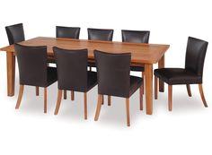 avon 2200 dining suite | suites | dining | indoor | Danske Møbler New Zealand Made Furniture