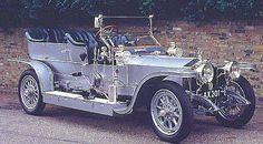 1907 ROLLS ROYSE SILVER GHOST!