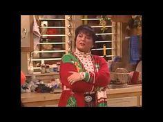 Roseanne Season 6 Episode 12 White Trash Christmas | sara gilbert ...