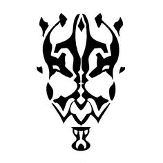Star Wars Darth Maul Die Cut Vinyl Decal PV804