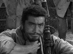 Seven Samurai.  A rich movie indeed.