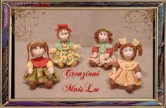 Mini bamboline
