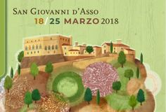 2018 - Mostra Mercato del Tartufo Marzuolo-MarzuoloTruffle Exhibit and Sale, March 18 and March 25, 8 a.m.-7 p.m., in San Giovanni d'Asso (Siena); local products and crafts exhibit and sale cooking shows; free tasting of local products; best cheese contest; entertainment for children.