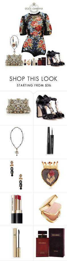 """""""Dolce&Gabbana"""" by rarah-chan on Polyvore featuring moda e Dolce&Gabbana"""