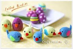 needle felting projects - Google Search