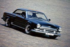 """2001 Volga V12 by Autolak, based on BMW 850CSi, style as GAZ 21 """"Volga"""""""