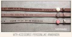 Mtr-accessoires persoonlijke armbanden