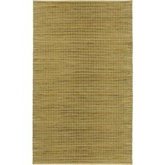 Create a refreshing nature-inspired oasis with the simple beauty of this lightweight, hand-loomed Natures Elements rug. This flat-weave rug features a blend of natural fibers like jute, cotton, straw and grass.