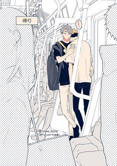 ツイッター - Everything About Manga Haikyuu Manga, Haikyuu Karasuno, Haikyuu Funny, Haikyuu Fanart, Kageyama, Manga Anime, Kuroo, Manga Girl, Hinata