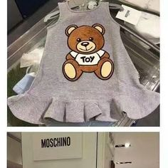 #moschino  #vest #skirt #dress #party #clothing #бренд #детскаяодежда #оптом #wholesale #ملابس_اطفال #موسم_الشتاء #الجملة #cute #love #bear #instagood #shopping #friends  #italy #europe #princess #shop #fashion ~~~~Pls like and share at brand4outlet.com ,❤⭐👕👍 new upload ------> https://goo.gl/bUbahd  #fashionclothesoutlet #girl  #style #babygirl #happy #smile k251126  size 2-6yrs  US$10.5