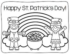 Image result for leprechaun puppet template