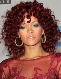 African American Celebrity Diva S Celebrities Who Wear Red Hair Well Screen Shot