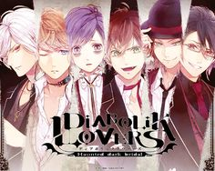 Diabolik Lovers More,Blood Subtitle Indonesia Batch