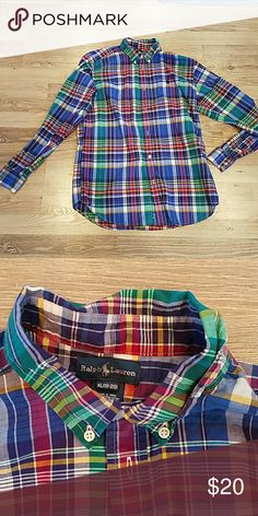 Polo Button down shirt Great Condition. 18 Polo by Ralph Lauren Shirts & Tops Button Down Shirts