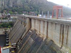 Río Guadiana a su paso por el embalse de García Sola
