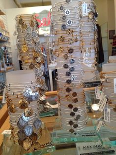 New Alex and Ani sliders in stock!