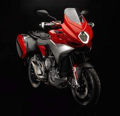 MV Agusta Turismo Veloce 800 - Stylish Sport-Touring