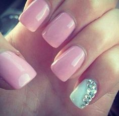nails done .