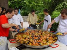 The History of Paella