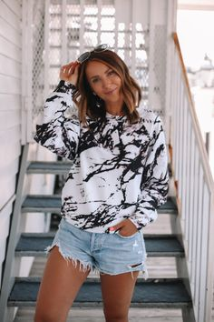 Things I Bought (and loved) from Nordstrom - Blushing Rose Style Blog Casual Outfits, Cute Outfits, Vsco, Stay Classy, Tye Dye, Style Blog, My Style, Get Dressed, Lounge Wear