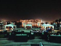 Arabian Dinner: Abu Dhabi, UAE