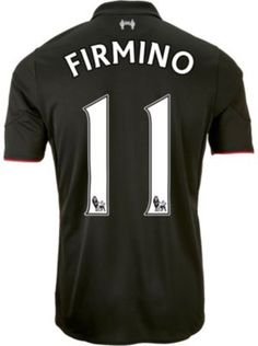 Grab a Roberto Firmino NB Liverpool 3rd Jersey for 2015/16 from www.soccerpro.com right now! Jersey Atletico Madrid, Liverpool Football Club, New Balance, Royalty, Shirts, Gift Ideas, Birthday, Christmas, Weihnachten