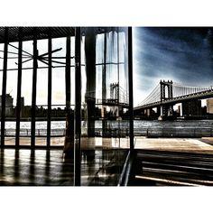 """""""Brooklyn """" reagram from Johannes Huebl"""