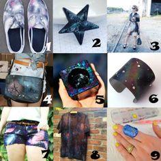 Link Love: Galaxy Print DIY Projects