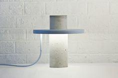 Alexandre Dubreuil Studio's totem lamp