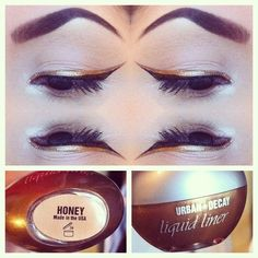 Honey Liquid Eyeliner