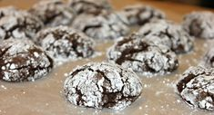 Chocolate Cool Whip Cookies
