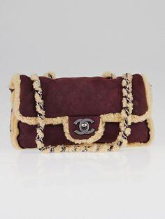 pink celine bag - Celine Gusset Cabas Shearling Vertical #Celine #TotesShoppers ...