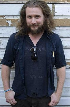 Jim James - He might be my ideal gent.