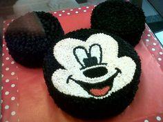 micky mouse cake  torta de mickey mouse