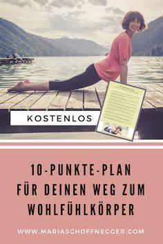10-Punkte-Plan für deinen Weg zum Wohlfühlkörper