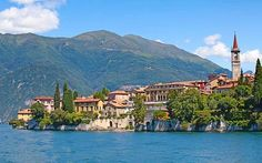 Video: Lake Como: aerial video shows Italian lake in a new light - Telegraph