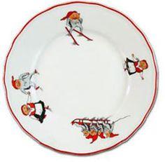 GeolinOnline.com :: Porsgrund Nisse Dinner Plate 10 in