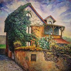 Obraz - Dům