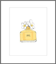 Shop for chanel on Etsy, the place to express your creativity through the buying and selling of handmade and vintage goods. Face Ok, Marc Jacobs Daisy Perfume, Makeup Yourself, Flower Power, Art Photography, Interior Decorating, Walls, Decor Ideas, My Favorite Things