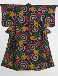 Fashioning Kimono: Art Deco and Modernism in Japan  April 26, 2008 - July 20, 2008.  Philadelphia Museum of Art