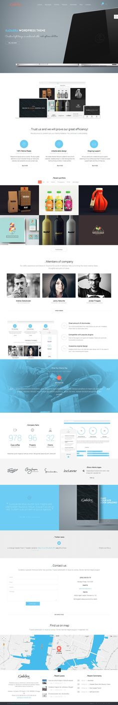 20 Best Universal WordPress Themes #wordpress #awards more on http://html5themes.org