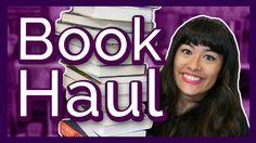#7#BOOK HAUL! Comic-Con, Natal e mais um pouco. | All About That Book |