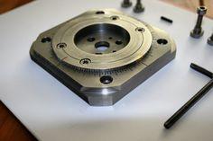 7.....A closer look at the assembled parts...