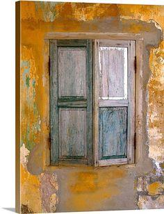 Cuban Window Shutters