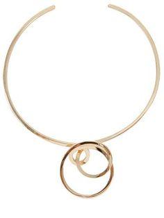 Choker style necklace (Maison Martin Margiela)