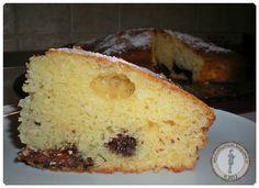 My Ricettarium: Torta con philadelphia e cioccolata