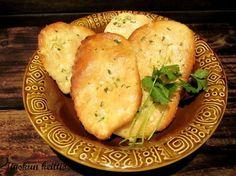 Gluteeniton naanleipä / Tinskun keittiössä